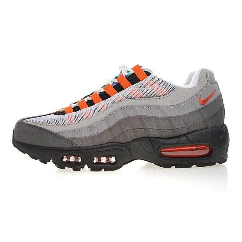 Nike Air Max 95 Og Qs Mens Running Shoes,outdoor Sneakers Shoes,absorption Lightweight Breathable Shock 810374 078 By Domi & Vanse.