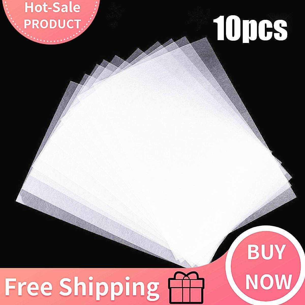 【free Shipping + Super Deal + Limited Offer】10x Heat Shrink Paper Film Sheets For Diy Jewelry Making Craft Deco Rough Polish By Glimmer.
