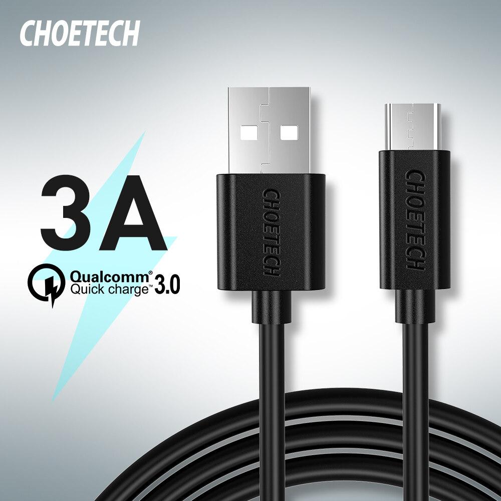 Giá Loại C Choetech Cáp USB C, USB C Sang USB 2.0 Sạc Nhanh & Đồng Bộ Dữ Liệu Cáp Tương Thích Với Samsung Galaxy S9 S8 S9 Plus, máy Nintendo Switch, LG G5 G6 V20 V30, HTC 10 U11