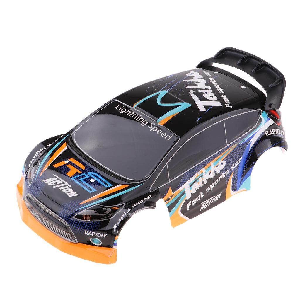 BolehDeals RC Car Body Shell Cover Finished Body Shell Frame RC Truck Body  Spare Parts