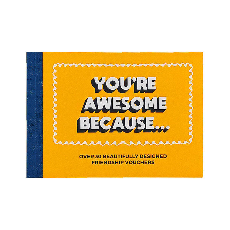 Summersdale -Youre Awesome Because... Malaysia