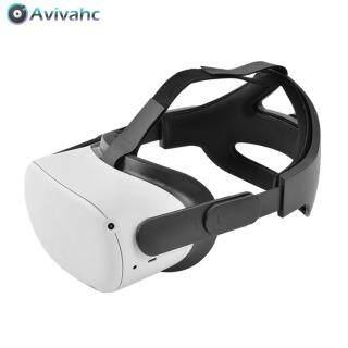 Dây Đeo Đầu Thay Thế Trò Chơi VR Băng Đô Có Thể Điều Chỉnh Với Đầu Xốp Đệm Pad Dành Cho Tai Nghe Oculus Quest 2 VR, Đen thumbnail