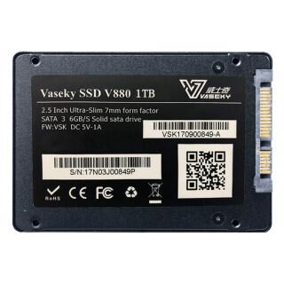 Vaseky Phụ Kiện Máy Tính Xách Tay Ổ Đĩa Rắn PC SATA3 2.5 Inch 64G 128G 256G 512G thumbnail