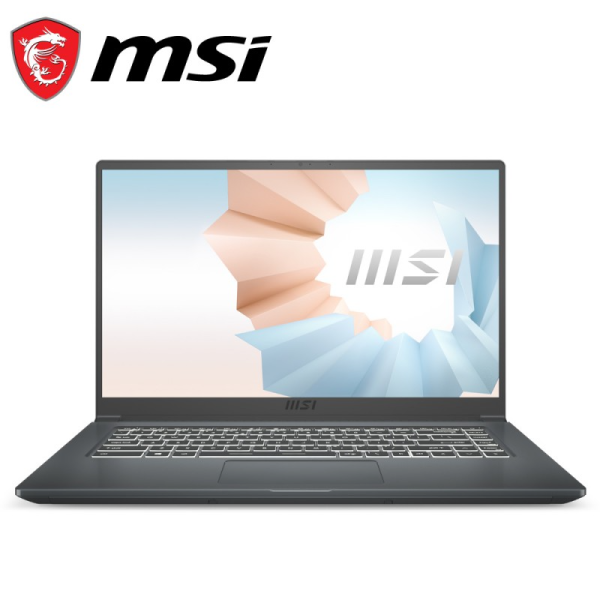 [NEW] MSI Modern 15 M15-A11M-077MY ( 15.6 FHD / I7-1165G7 / 8GB / 512GB SSD / INTEL ) OFFICE LAPTOP Malaysia