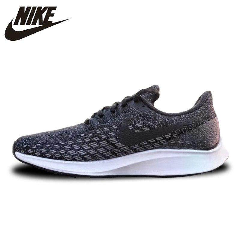 NIKE_Air Zoom Pegasus 35 Running Shoes Outdoor Sneakers Classic Black for Women 942851-002 36-39