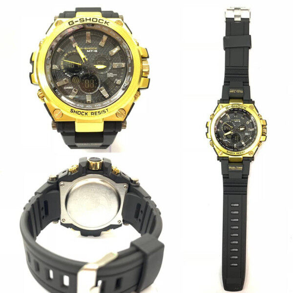 NEW PROMOTION CASI0 G_SHOCK_DUAL TIME RUBBER STRAP WATCH FOR MEN AND WOMEN Malaysia