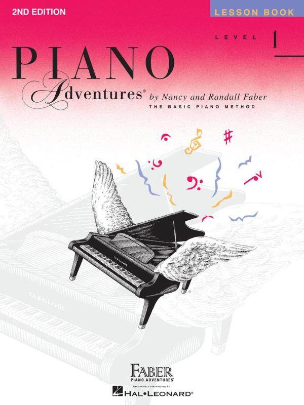 LEVEL 1 – LESSON BOOK – 2ND EDITION Piano Adventures® Malaysia