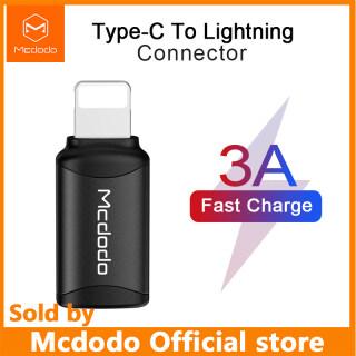 Bộ Chuyển Đổi Cáp OTG Mcdodo, Dành Cho iPhone Android Bộ Chuyển Đổi Điện Thoại Lightning Sang Type C Micro USB Di Động Sang Type C Sạc Nhanh thumbnail