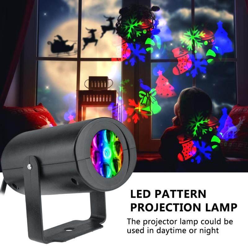 Aokaila Laser Giáng Sinh Đèn Chiếu Lights12 Hoa Văn Chống Nước Trang Trí Trong Nhà LED Trắng Đèn Di Chuyển Star Master Giấc Mơ Ánh Sáng Bông Tuyết Đèn Cho Tiệc Tùng Lễ Hội