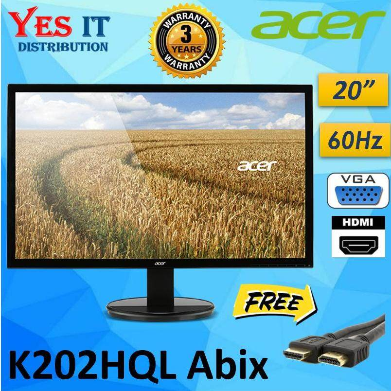 Acer Computer Monitors for the Best Price in Malaysia