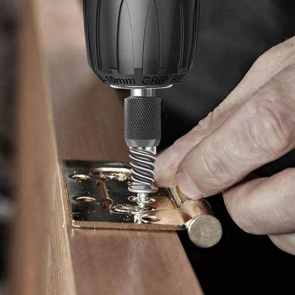 22 Cái Vít Extractor Hose Ống Van Tap Bị Hỏng Dây Vít Khoan Bit Hợp Kim Thép Đôi Side Remover Gỗ Cutter Tool
