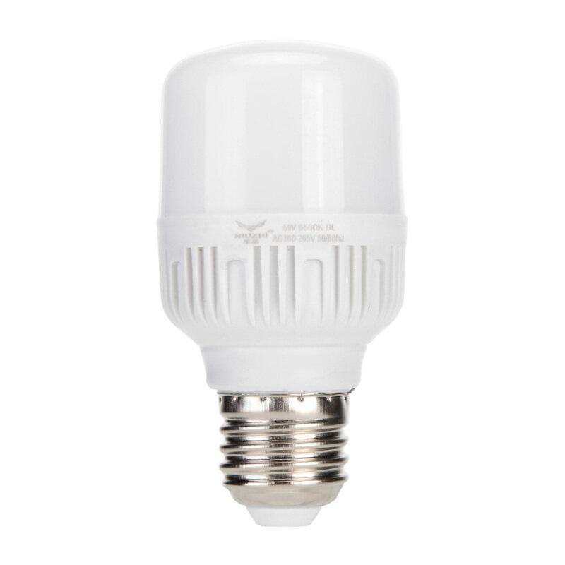 AC 85-265V E27 Bóng Đèn Led Hình Cầu Tiết Kiệm Năng Lượng Đèn Chiếu Sáng Màu Trắng Cho Gia Đình Trong Nhà