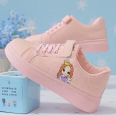 Mùa Xuân Và Mùa Thu 2020 Giày Thể Thao Trẻ Em Hàn Quốc Mới Có Thể Được Sử Dụng Làm Giày Thể Thao Giải Trí Cho Học Sinh Tiểu Học