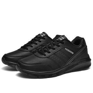 Giày Golf Màu Trắng Đen 2021 Người Đàn Ông Cộng Với Kích Thước 39-48 Nam Golf Đào Tạo Mùa Xuân Mới Nam Giày Thể Thao Giải Trí Cho Thể Thao Golf thumbnail