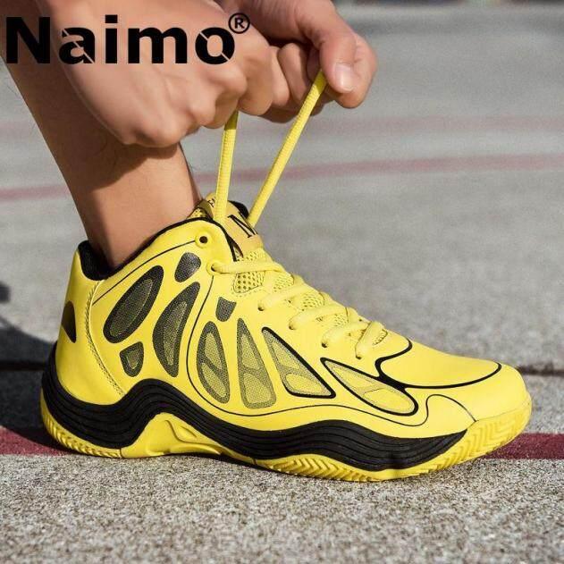 Giày Bóng Rổ Naimo Cho Nam, Giày Thể Thao Chống Trượt, Giày Chạy, Giày Thường Ngày giá rẻ