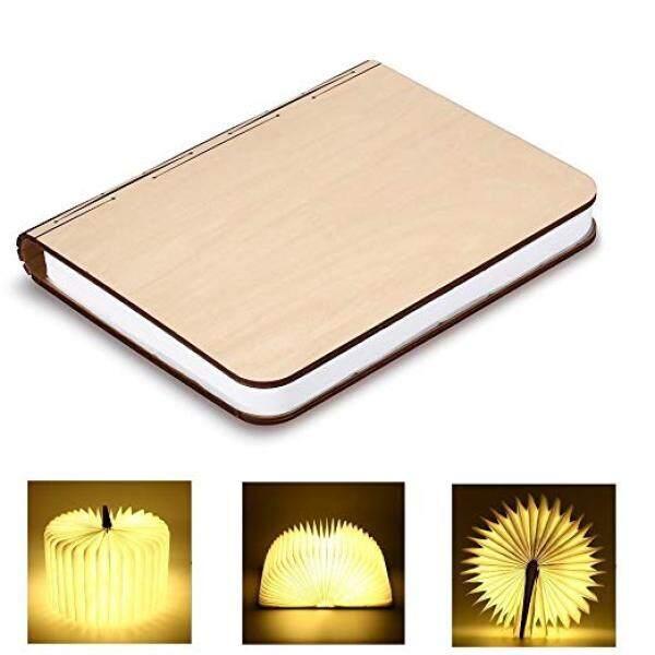 Bảng giá Đèn Ngủ LED Sách Bằng Gỗ Đèn Ngủ Ngoài Trời Di Động Đèn Đầu Giường Phòng Ngủ Sạc USB Quà Tặng Cho Trẻ Em Bé Gái