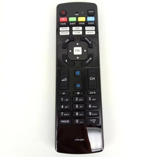New Original Điều Khiển Từ Xa Cho Haier LED HDTV Điều Khiển Từ Xa TV Hai Mặt Với USB Keyboar HTR-U07H HTRU07H USB LE50B7500U, LE55B7500U Fernbedienung