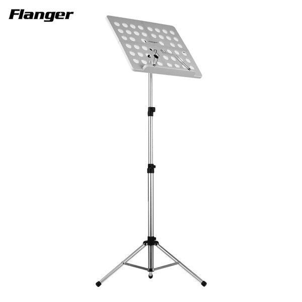 Flanger FL-05R Tấm Có Thể Gập Lại Điểm Âm Nhạc Chân Máy Giá Đỡ Giá Đỡ Hợp Kim Nhôm Với Túi Đựng Chống Nước Cho Dàn Nhạc Đàn Piano Piano Biểu Diễn