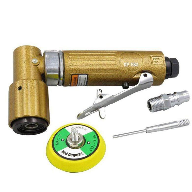 HORI 2 Inch Elbow Sanding Machine Pneumatic Grinding Machine Sandpaper Machine