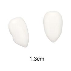 1 Cặp Nhựa Ma Cà Rồng Răng Nanh Halloween Trang Phục Đạo Cụ Đảng Răng Giả