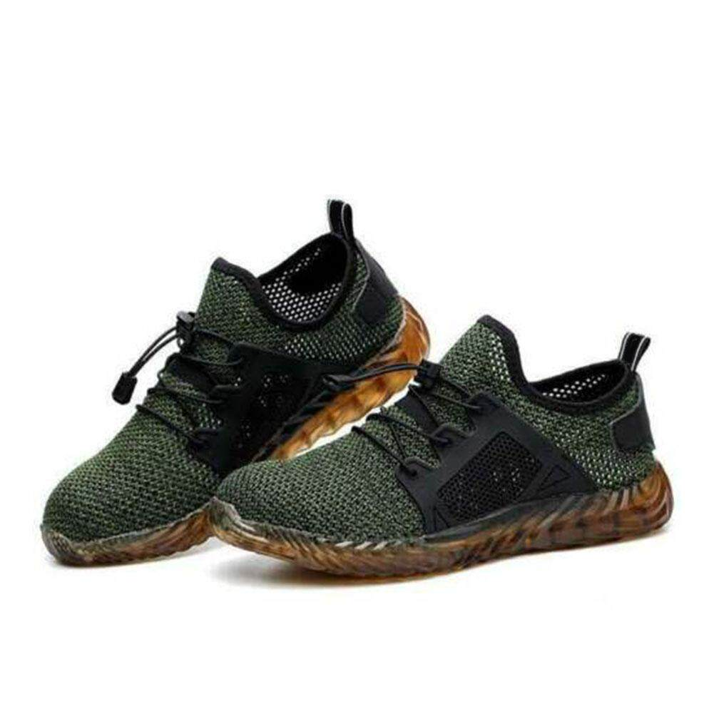 eb59cbe47c16a ZOTOP Men Chic Work Shoes Breathable Puncture Proof Labor Insurance  Sneakers for Summer