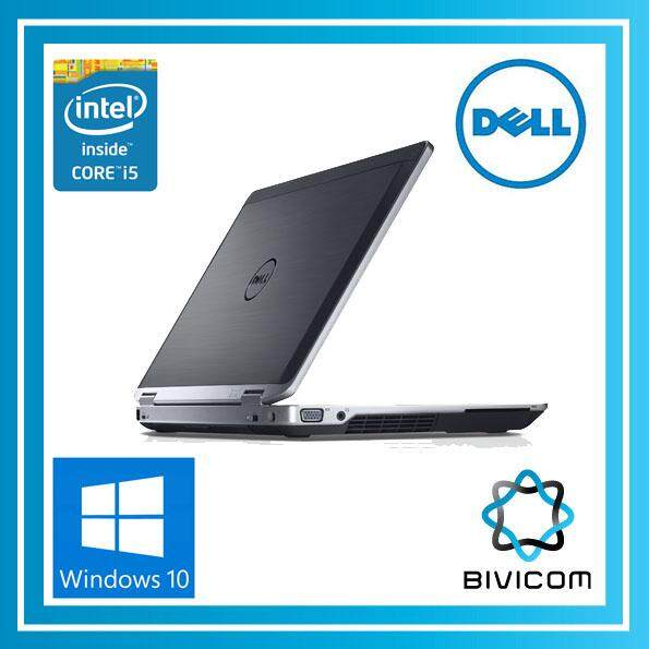 DELL LATITUDE E6430 - CORE I5 PROCESSOR/ 4GB RAM/ 320GB HDD/ W10PRO [REFURBISHED] Malaysia