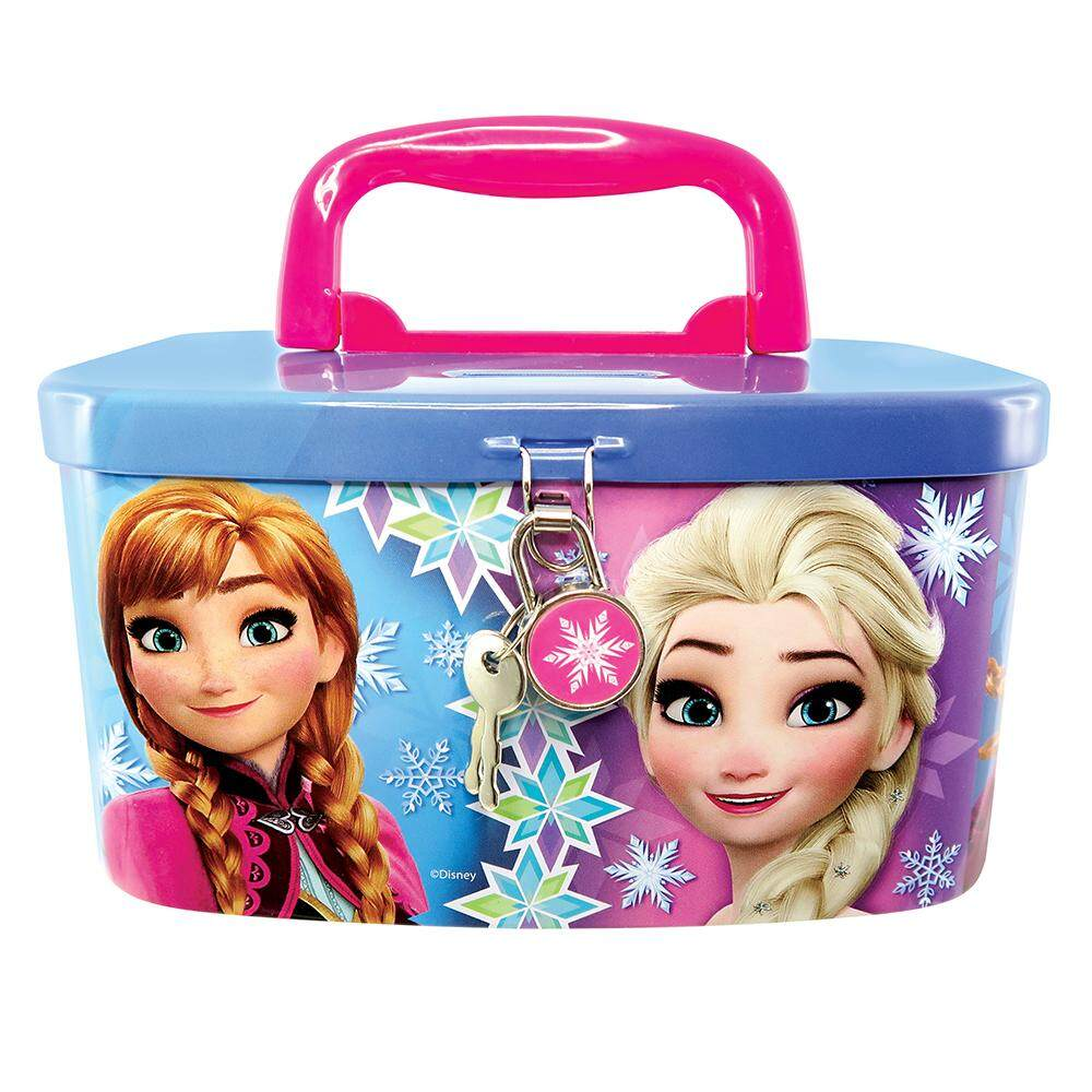 385d4eed20f0 DISNEY FROZEN COIN BANK WITH LOCK