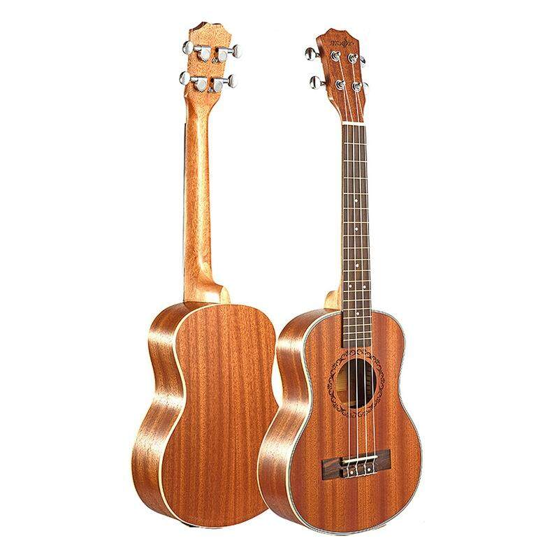Tenor Acoustic Electric Ukulele 26 Inch Guitar 4 Strings Ukulele Handcrafted Wood Guitarist Mahogany