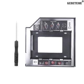KEBETEME Hộp Đựng Ổ Cứng SATA 3.0 2nd HDD, 9.5Mm Cho Vỏ SSD 2.5 Inch HDD Bao Vây Với Đèn LED, Cho Máy Tính Xách Tay DVD CD ROM thumbnail