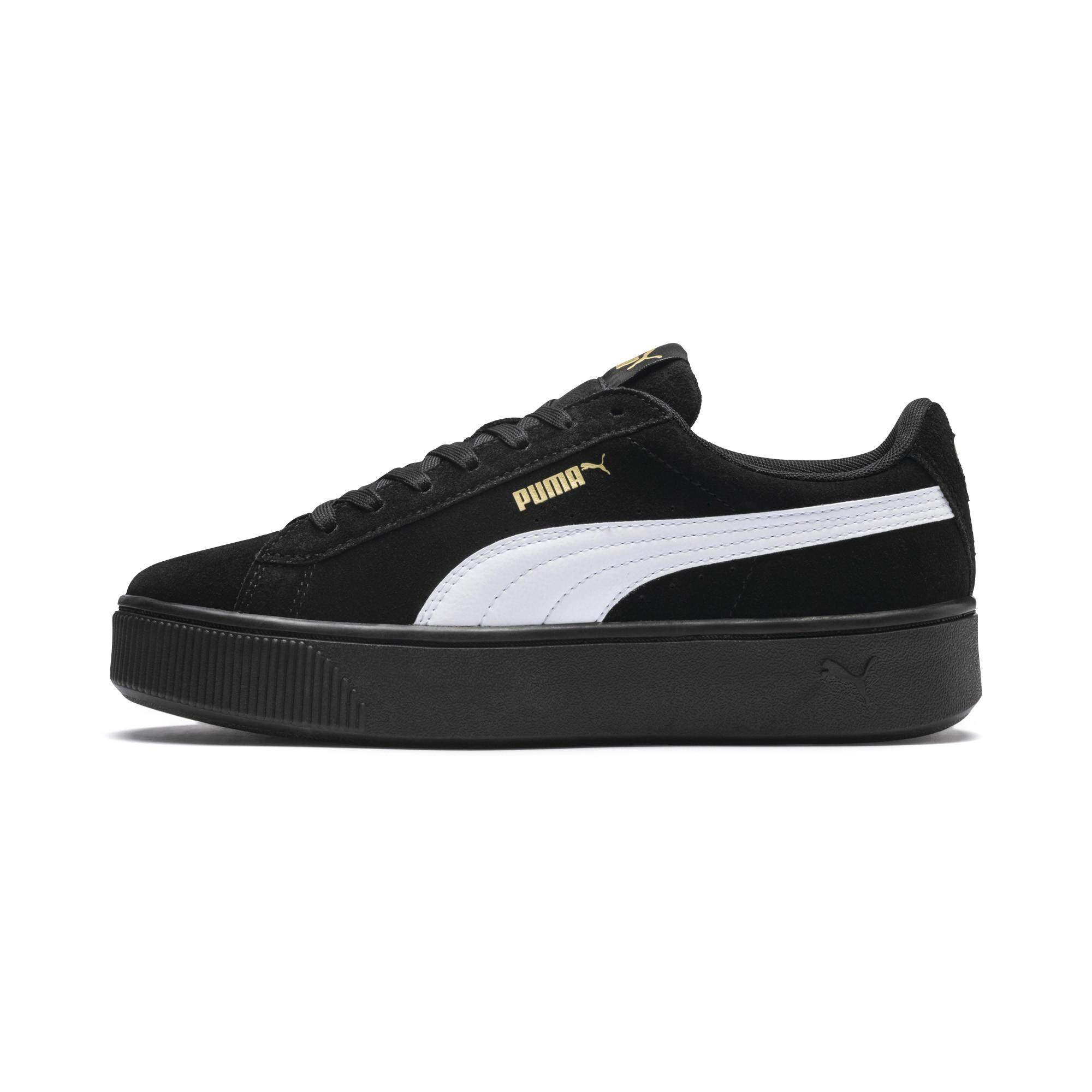 huge selection of 1bf3d b5ea2 PUMA PUMA Vikky Stacked Suede Women's Sneakers 369144