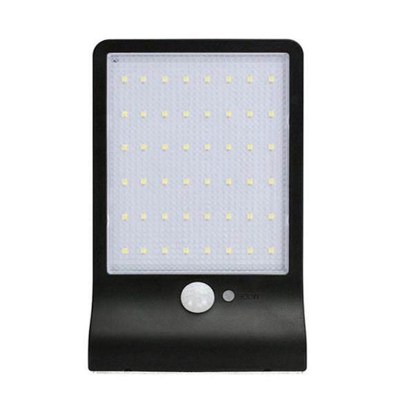 48 đèn LED Năng Lượng Mặt Trời 3 Chế Độ IP65 Cảm Biến Chuyển Động Đèn Sân Vườn Ngoài Trời Đèn Tường