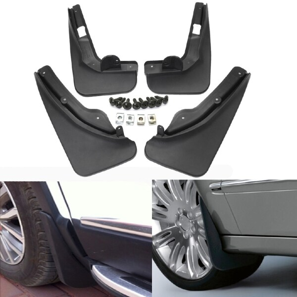 DIY Tools - SPLASH GUARDS MUD FLAPS FIT FOR 08-11 MERCEDES - Home Improvement