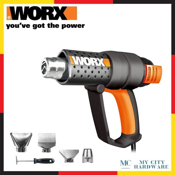 WORX 2000W Corded Heat Gun WX041
