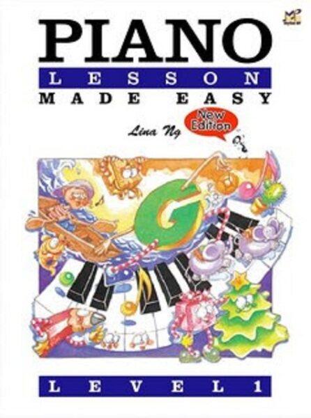 Rhythm MP Lina Ng Piano Lesson Made Easy Level 1 Malaysia