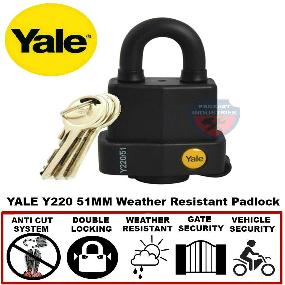 Buy YALE Home Tools, DIY & Outdoor at Best Price In Malaysia | Lazada