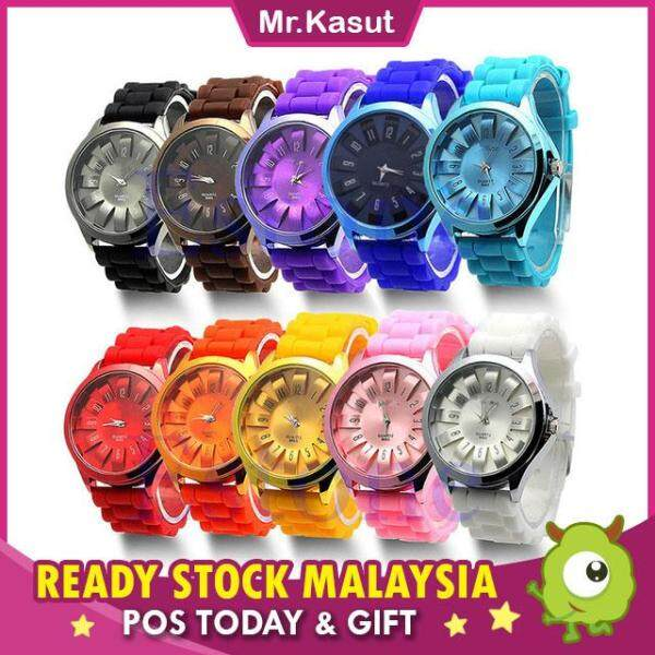 Mr.Kasut Silicone Jelly Watch Women Chrysanthemum watch Sport Watch Womage Malaysia