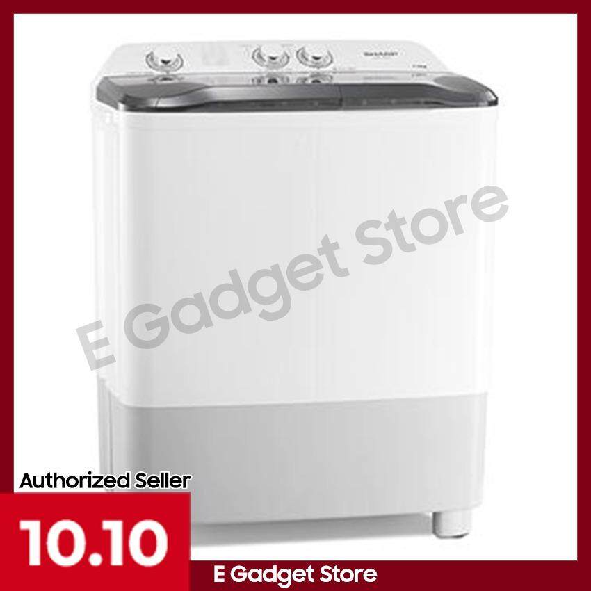 Sharp 7.0KG Semi Washer EST7015