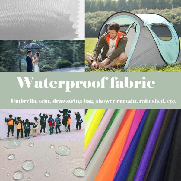 Vải Dù 100Cm X 150Cm Vải May Vá Diều Thủ Công Tự Làm Vải Nylon Chắp Vá Không Thấm Nước Dệt May