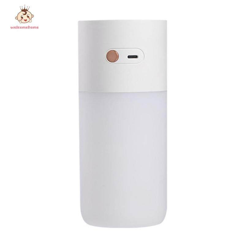 Wireless Dual Spray Air Humidifier Ultrasonic Aroma Diffuser Water Mist Diffuser LED Night Light Singapore