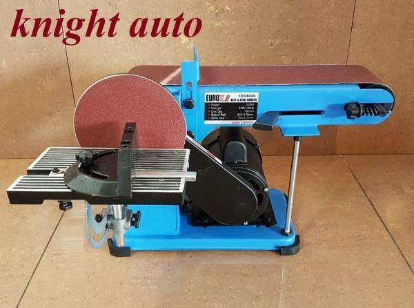 Eurox/ Romeo EBS4600 Belt & Disc Sander 915x102mm ID889818