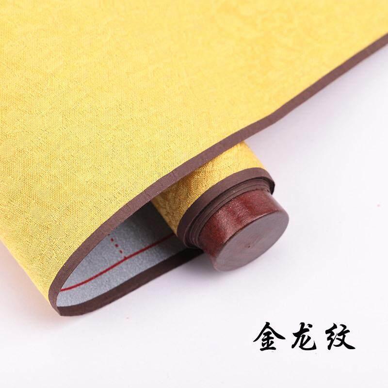 Mua Giả Xuân Tấn satin đóng khung 10,000 lần viết nước vải 1.5 mét lớn di chuyển bàn chải thư pháp bài viết