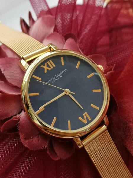 Olivia Burton_Watch Trend Simple Bee Dial Quartz Wrist watches Ladies High Performance Waterproof Watch Malaysia