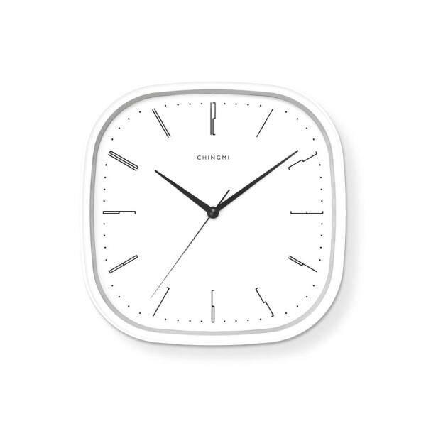 Đồng hồ treo tường Mijia Chingmi QM-GZ001 mới cực kỳ yên tĩnh Siêu chính xác Thiết kế nổi tiếng Thiết kế đơn giản cho cuộc sống tự do
