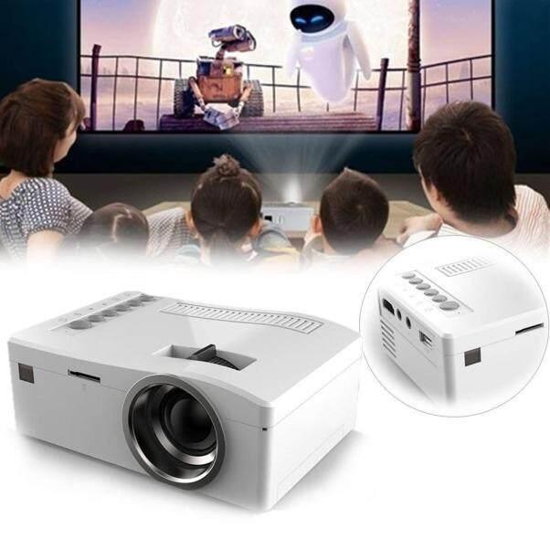 JY 1080 P HD LED Nhà MulitMedia Sân Khấu Điện Ảnh USB TV VGA SD HDMI Máy Chiếu Mini