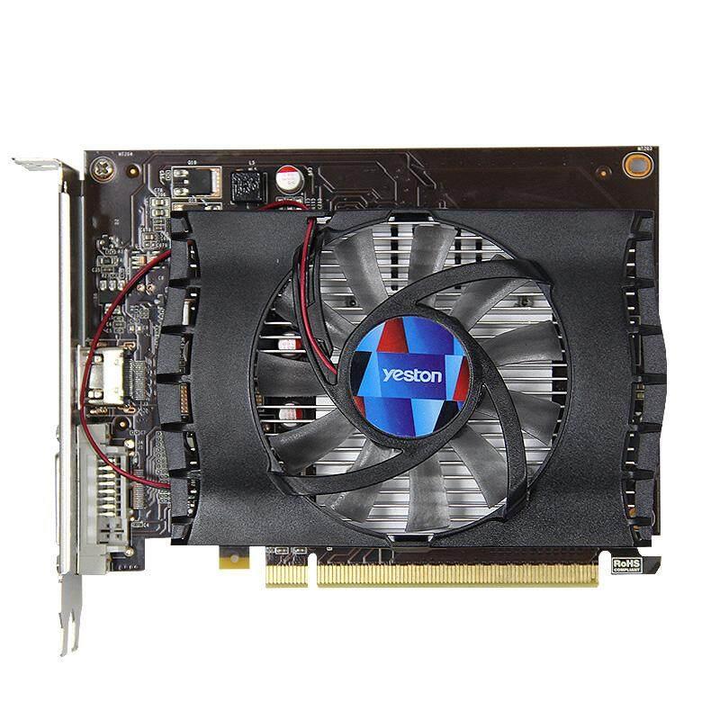 Yeston GT1030 2GB GDDR5 64Bit 1228MHz/1468MHz 6000MHz Gaming Video Graphics Card