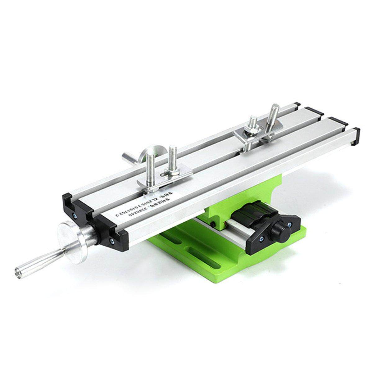 Hot Deals 6300 Mini Precision Multifunction Worktable X Y-axis Adjust Coordinate Table