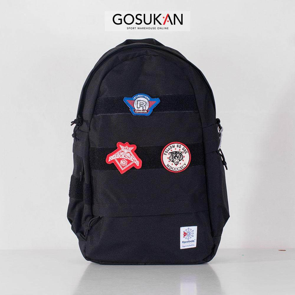 Reebok Classics JWF PATCH GAME Backpack (CE0607) ;0