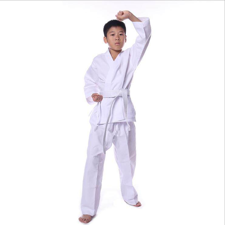 JE&FE New karate suit comfortable sports training suit image