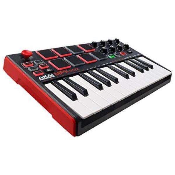 Akai Professional USB MIDI Keyboard Controller 8-pad MPK mini MK2 Malaysia