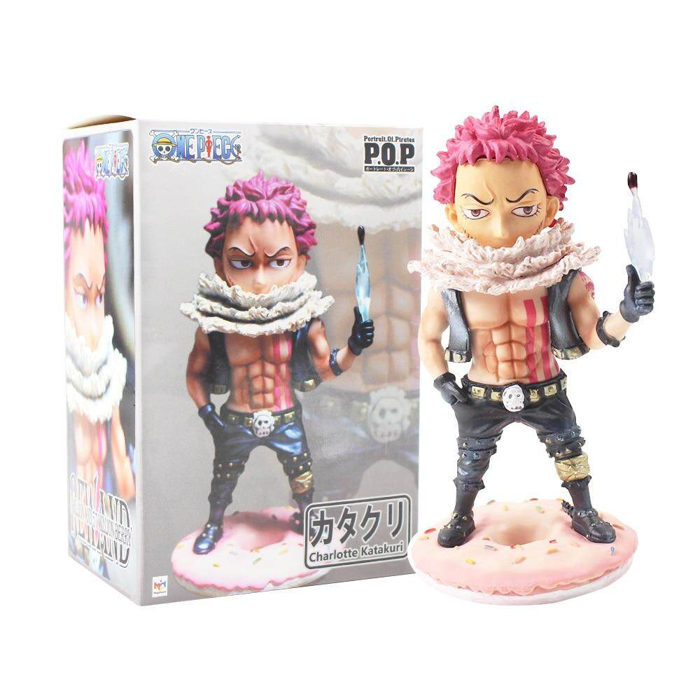 One Piece P.o.p Dx Donquixote Doflamingo Action Figure Sitting On Sofa Anime Pvc Collectible Model Toy Decoration Doll Action & Toy Figures